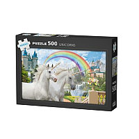 Unicorns 500 bitar