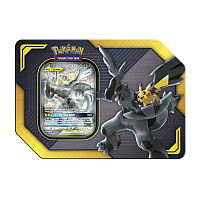 TAG TEAM Tin-Pikachu & Zekrom GX