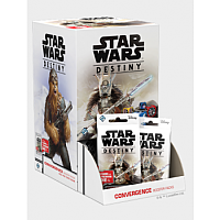 Star Wars Destiny: Convergence Booster Display (36 Packs)