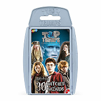 Top Trumps: Harry Potter - 30 Witches & Wizards