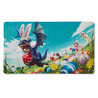 Dragon Shield Play Mat - Easter Dragon