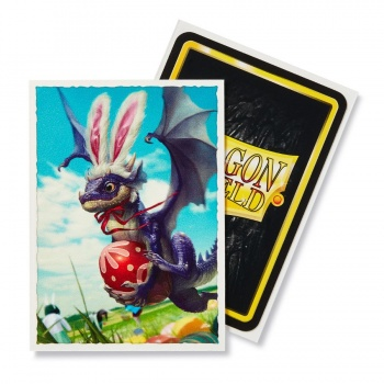 Dragon Shield Matte Art Sleeves - Easter Dragon (100 Sleeves)_boxshot