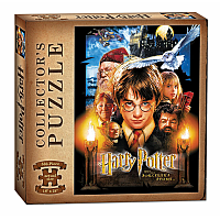 Harry Potter Sorceror Stone 550 piece Puzzle
