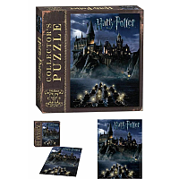 Harry Potter World of Harry Potter 550 piece Puzzle