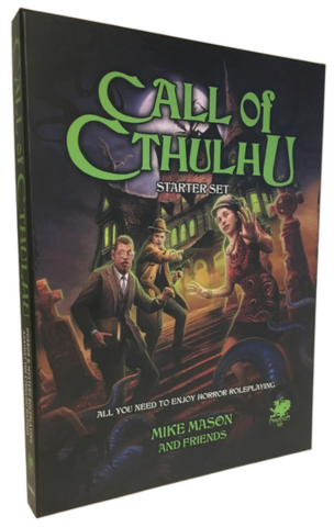 Call Of Cthulhu RPG: Starter Set_boxshot