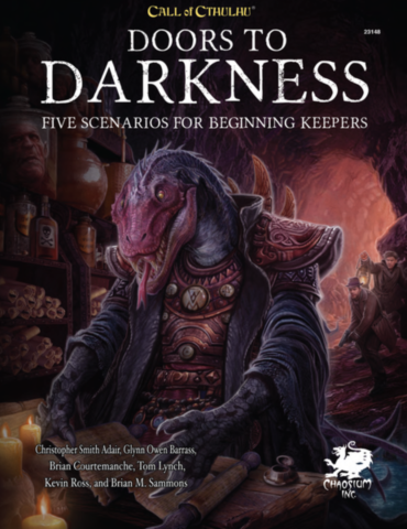 Call Of Cthulhu RPG: Doors To Darkness_boxshot