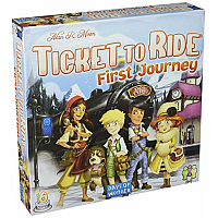 Ticket to Ride First Journey (Sv)