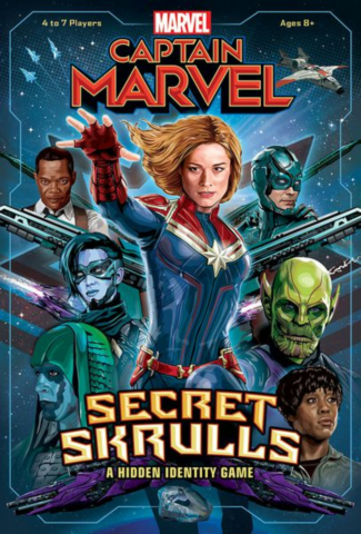 Captain Marvel: Secret Skrulls_boxshot