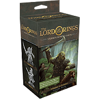 The Lord of the Rings: Journeys in Middle-Earth Board Game - Villains of Eriador Figure Pack