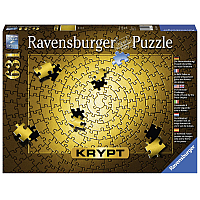 Krypt Puzzle: Gold (631 pcs)