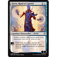 Dovin, Hand of Control