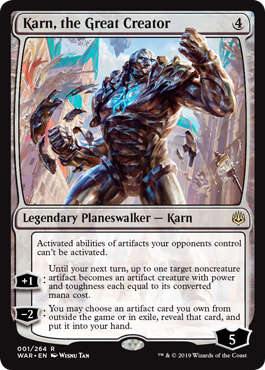 Karn, the Great Creator_boxshot