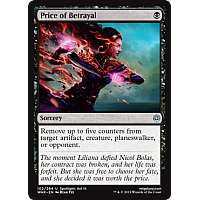 Price of Betrayal