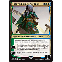 Tamiyo, Collector of Tales ( Foil )