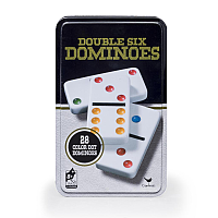 Domino Double 6 (Spinmaster)