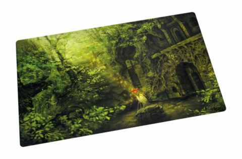 Ultimate Guard Play Mat Lands Edition Ii Forest 61 X 35 Cm