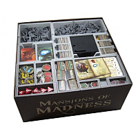 Folded Space: Mansions of Madness (2nd Edition) Insert
