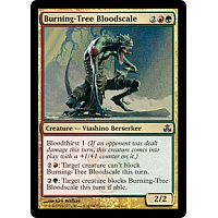 Burning-Tree Bloodscale