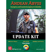Andean Abyss:  2nd Ed. Update Kit