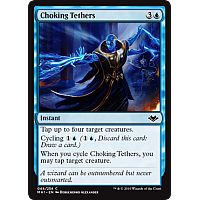 Choking Tethers