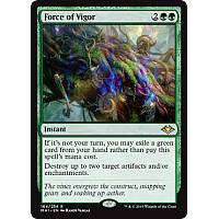 Force of Vigor