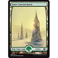Snow-Covered Forest ( Foil )
