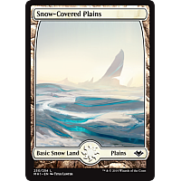Snow-Covered Plains ( Foil )