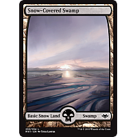Snow-Covered Swamp ( Foil )