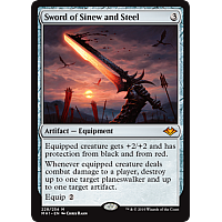 Sword of Sinew and Steel