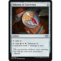 Talisman of Conviction ( Foil )
