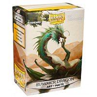 Dragon Shield Art Sleeves - Summer Dragon (100 Sleeves)