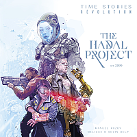 T.I.M.E. Stories Revolution: The Hadal Project