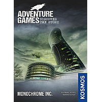 Adventure Games: Monochrome Inc. - Lånebiblioteket