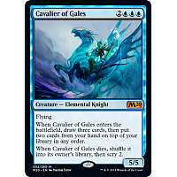 Cavalier of Gales (Foil)
