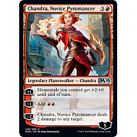 Chandra, Novice Pyromancer