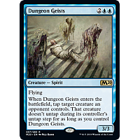Dungeon Geists ( Foil ) (Core Set 2020 Prerelease)