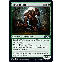 Howling Giant ( Foil )