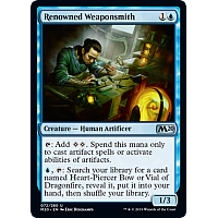 Renowned Weaponsmith