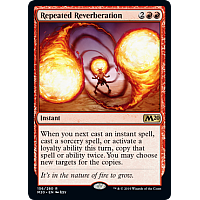 Repeated Reverberation ( Foil )