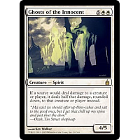 Ghosts of the Innocent