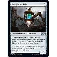 Salvager of Ruin