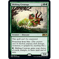 Shifting Ceratops ( Foil )