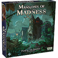 Mansions of Madness: Path of the Serpent Expansion