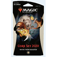 Core Set 2020 Theme Booster: White