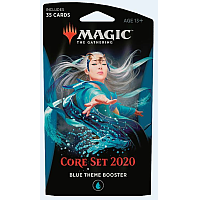 Core Set 2020 Theme Booster: Blue