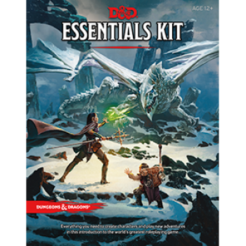 Dungeons & Dragons – Essentials Kit_boxshot