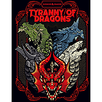 Dungeons & Dragons – Tyranny of Dragons