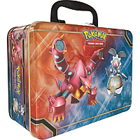 Pokémon TCG: Collector Chest [Collector's Chest] [Treasure Chest]Volcanion