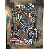Dungeons & Dragons – Tactical Maps Reincarnated