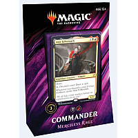Commander 2019: Merciless Rage